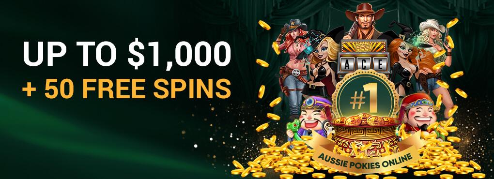 Claim Your Fair Share Of Ace Pokies Casino Bonus Codes July 2020
